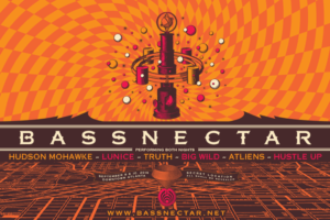 Secret Bassnectar Show in Atlanta