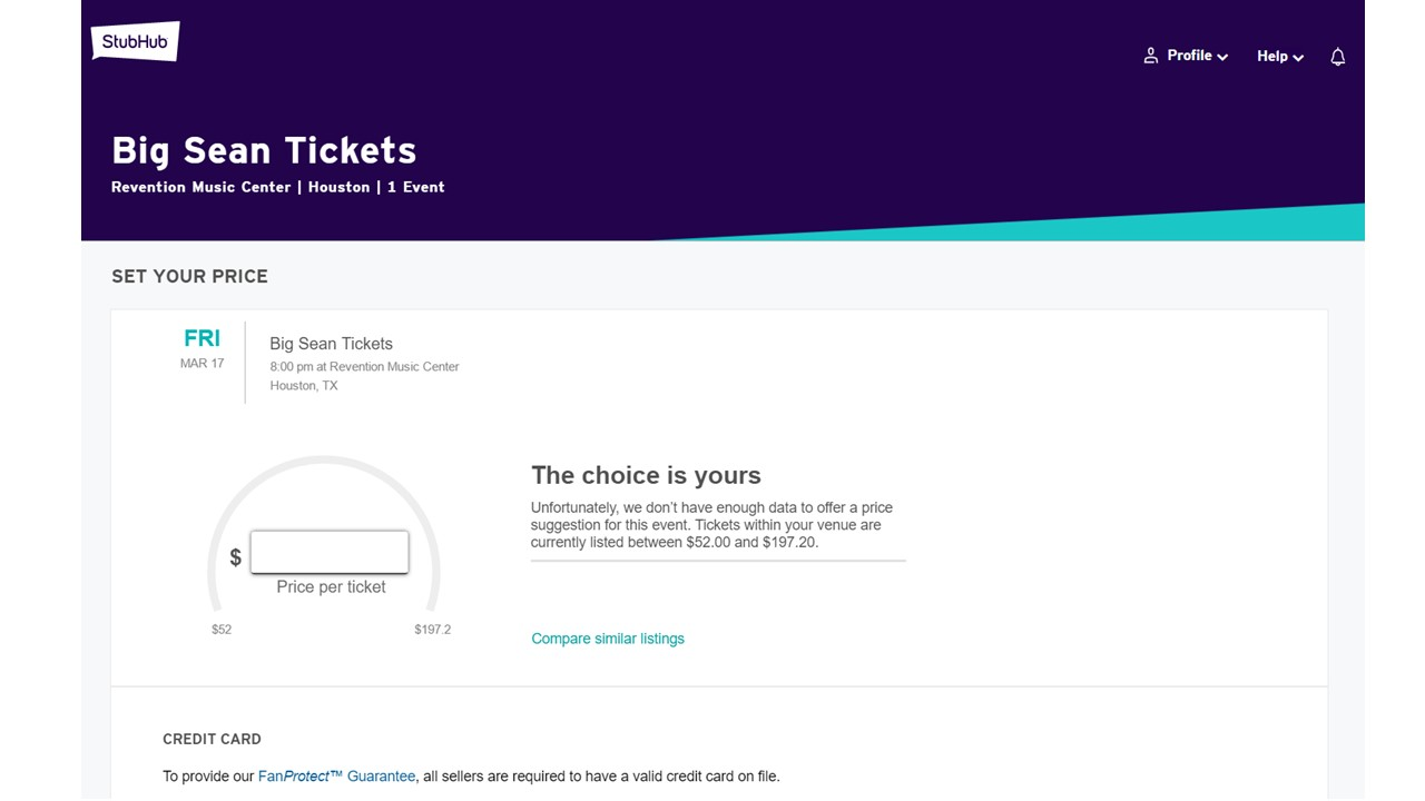 Sell Concert Tickets Last Minute » Ticket Flipping