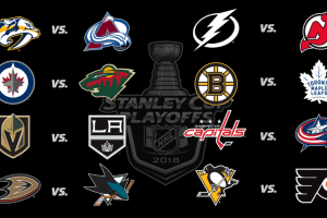 NHL First Round Playoff Recap