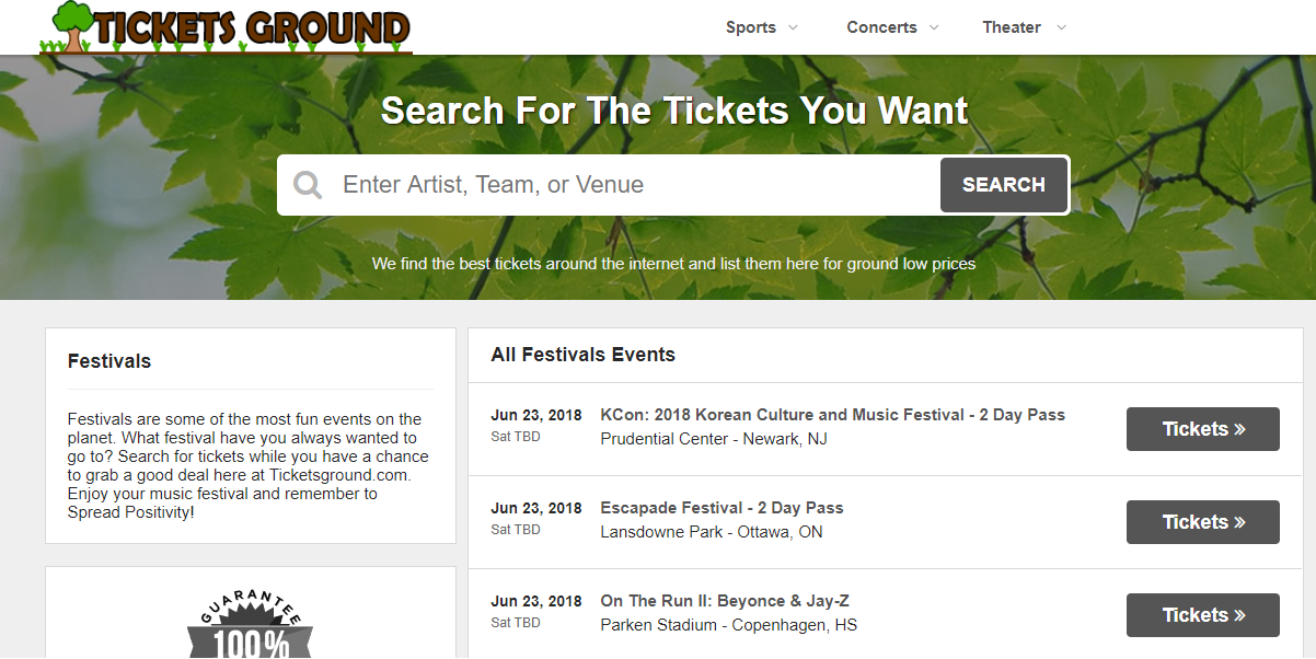 Ticket White Label Sites – Your Own Ticket Marketplace Setup & Strategies